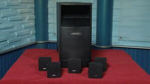 Bose Acoustimass 6 Series III 5.1 speaker system