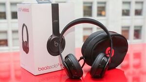 BEATS SOLO 3 WIRELESS MATTE BLACK - BRAND NEW
