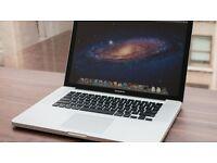 Apple MacBook Pro 15.4 inch (2012)