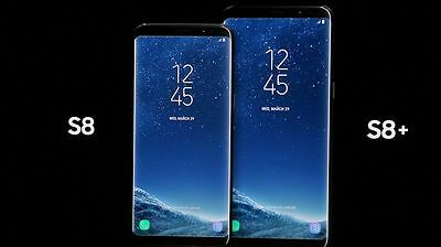 Samsung Galaxy Sprint S8/S8 Plus/Note 8 New Security Remote Unlock Service