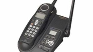 Panasonic phone/answering machine