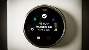 Brand New Gen 3 Nest Learning Thermostat