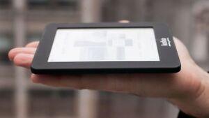 Kobo Mini eReader with Original Magnetic Sleep Cover - BLACK
