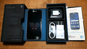 Samsung S7  32 GB In Box BLOWOUT PRICES!