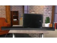 Samsung HW-J7500 Sound Bar and Subwoofer