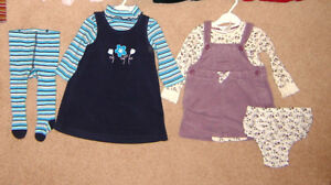 Dresses, New Adidas Outfit, Sleepers, Snowsuit - 12, 12-18, 18