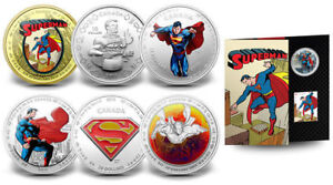 2013 Royal Canadian Mint - $75 Gold Coin Set: Superman - The Ear