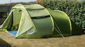Quechua XXL 4 Man 2 second pop up Tent in good used condition!Can deliver or post!