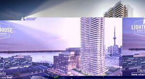 Builder New Condos Project in Toronto -Lighthouse East Tower