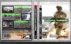 call of duty modern warfare 2 playstation 3