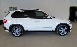 "**Reduced** 20"" Foose BMW X5 staggered wheel/tire combo"