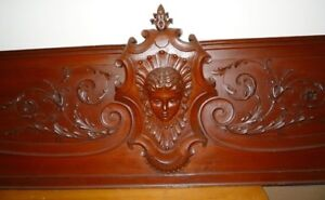 18th Century French Baroque/Regence Headboard/Mantelpiece