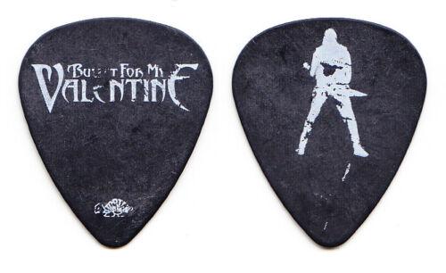 Bullet For My Valentine Matt Tuck Signature Black Guitar Pick - 2010 Tour