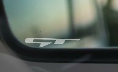 2X GT MIRROR STICKERS FOR Ceed GT STINGER GT PROCEED GT KIA new cee'd GT-S