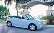 WANTED: 2003 Volkswagen Beetle Convertible Auto Secret Harbour Rockingham Area Preview