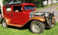 willys 1928 hot rod licensed