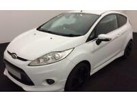 Ford Fiesta 1.25 ( 82ps ) 2009MY Zetec FROM £18 PER WEEK