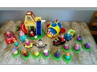 Huge peppa pig weeble set
