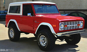 Wanted-Bronco-First Generation
