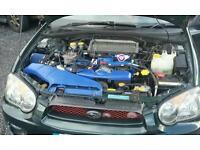 Subaru Impreza Estate WRX