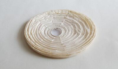 Isamu Noguchi Akari 1N Lamp Shade Only Washi Paper Japanese Light NEW Japan F/S