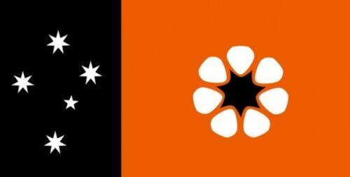 AUSTRALIA NORTHERN TERRITORY 3 X 2 FEET FLAG Australian Darwin Alice Springs