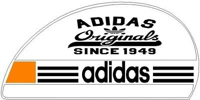 Vespa Px AJS Modena LML  Adidas Originals 5 part panel sticker set 11 colours