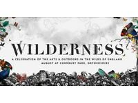 Wilderness tickets
