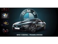 BMW / MINI - Coding and Fault reading / clearing /diagnostics (320d 325d 330d M3 520d 530d M5 alloy)