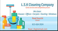 L.S.K Cleaning company