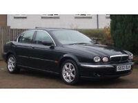 Jaguar X-TYPE 2.0 V6 auto SE ( Full service history) Mot 04/17