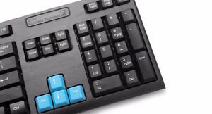 2.4 GHz Wireless Keyboard and Mouse Set Strathcona County Edmonton Area image 5
