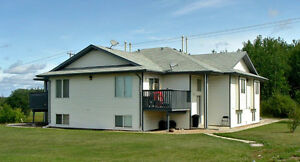 3 Bedroom apartment in Plamondon near Lac La Biche