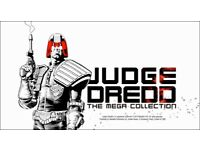 JUDGE DREDD: THE MEGA COLLECTION - COMPLETE 1 to 90 - EXCELLENT CONDITION - 2000AD