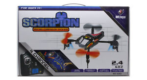 Scorpion - Flying Helicopter