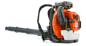 ++++ NEW 2015 HUSQVARNA backpac blower ++++