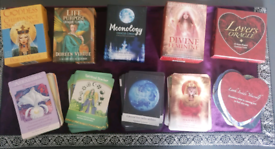 Tarot & Oracle Card Reading's and Reiki Master Healing