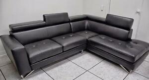 Massive sale! Bonded Leather Couch Sets, various Art, Lighting, Dining Room Sets and Recliners!