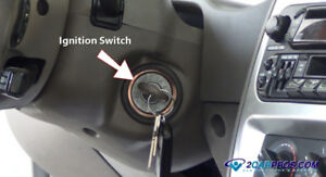 IGNITION LOCK CYLINDERS