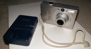 Canon Power Shot SD1000 Digital Camera