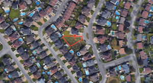 LAND FOR SALE IN PLACE D'ALEXANDRIE, VIMONT, LAVAL