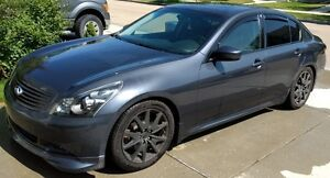 Huge Price Drop !!!!! 2009 Infiniti G37xS Sedan AWD Sport Premiu