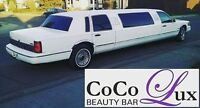 !!CoCo Lux Beauty Bar - Luxury Limo Special!!