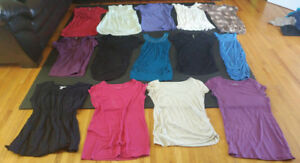 Maternity clothes size small