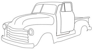 GMC or Chev Parts 1947 - 1953