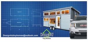 "WE OFFER THE MOST AFFORDABLE ""TINY HOUSE"" / ""TINY HOME"" OPTION"