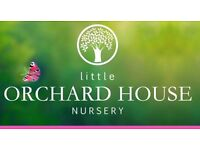 Deputy Manager needed in Brand New Children's Nursery! Greenford / West London