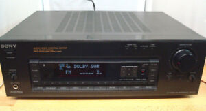 Sony STR-D715/400W/ Audio Video Surround Receiver for sale