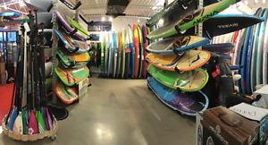 Planche de Stand Up Paddle (SUP - surf à pagaie). 499 $ et +