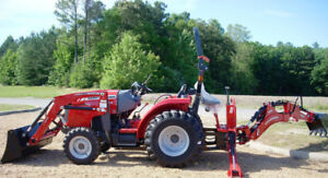 Massey Ferguson 1726 - 24hp HD Compact Tractor - 0% for 84 Mths!